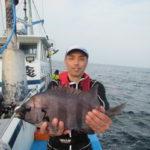 船石鯛釣り