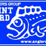 ANGLERS GROUP ポイントカード