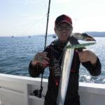 紀淡海峡太刀魚ジギング