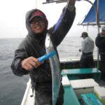 鏡牙タチウオ実釣会