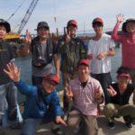 明石海峡で青物ジギング!!