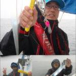 大阪湾 シマノ ライトテンヤタチウオ実釣会