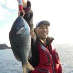 串本・樫野の磯釣り