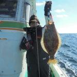 湯浅のヒラメ釣り