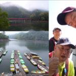 旭川ダム レンタルボートでバスフィッシング