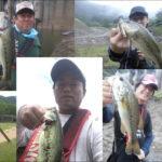 大野ダムオカッパリバス釣りに行って来ました!