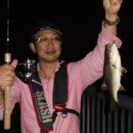 琵琶湖オカッパリ釣行