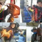 日本海からも近い!明石の船タコ釣り♪