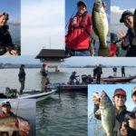 琵琶湖バスボート研修