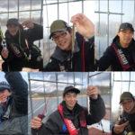 東条湖ワカサギ釣行