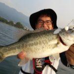 レンタルボートでいざ行かん琵琶湖!!