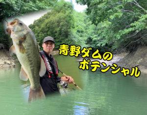 青野ダムレンタルバスボート!