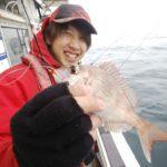 小豆島沖の鯛サビキ釣り