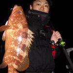 富山湾春のストロングパターン!
