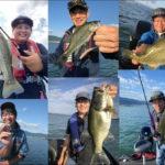 琵琶湖 ボートで数釣り♪