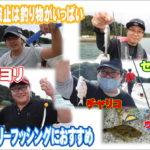 秋の波止釣りを楽しむ in牛窓:前島