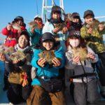 徳島県阿南市 水天丸さんでカワハギ釣り!